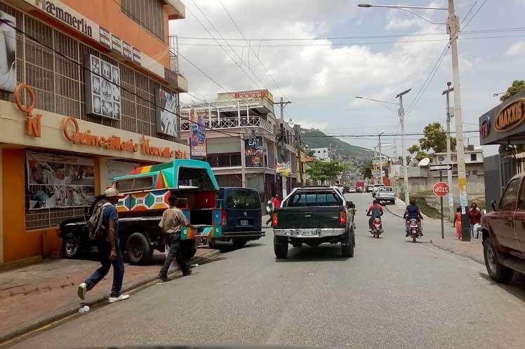 Capital de Haití parcialmente paralizada por llamado a huelga general