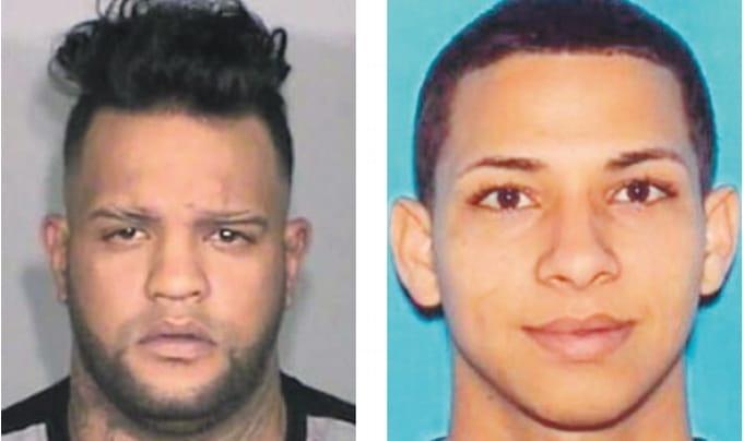 Dos de los acusados en caso David Ortiz también son buscados en Estados Unidos por delitos