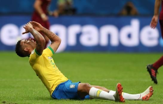 Una Venezuela que sorprendió al favorito Brasil con la ayuda del VAR