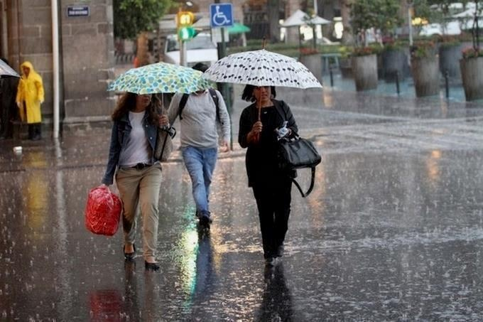 Vaguada producirá lluvias este día, temperatura calurosa