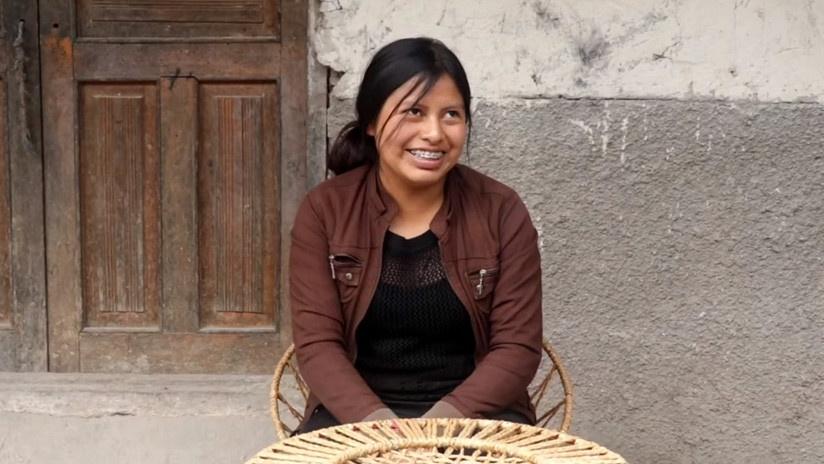 La bloguera indígena Nancy Risol revoluciona las redes sociales