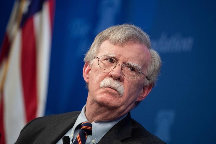 John Bolton: La 'presión máxima' de Estados Unidos contra Irán