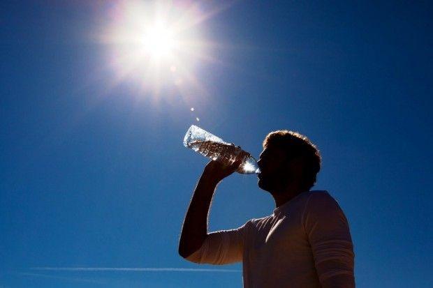 Altas temperaturas calurosas dominan este martes