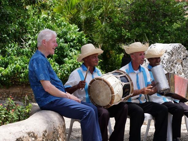 """Bill Clinton: """"La República Dominicana es un país verdaderamente impresionante"""""""
