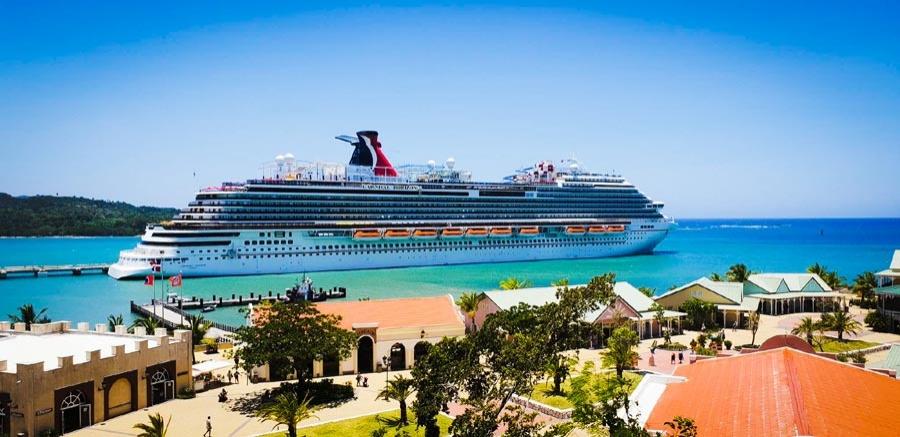 La terminal de cruceros Amber Cove de Maimón ha recibido 2.4 millones de cruceristas del 2015 al 2019