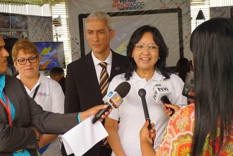 Vuelve el Campamento Verano Innovador de ONAPI en su cuarta edición