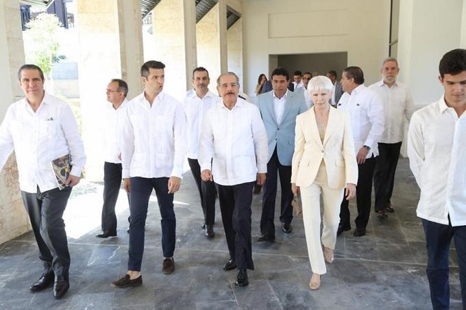 Danilo Medina inaugura hotel en Bávaro con inversión superior a 257 millones de dólares