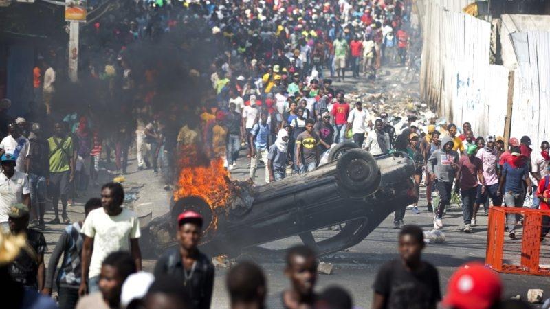 Ola de violencia en barrios de la capital haitiana deja más de 20 muertos