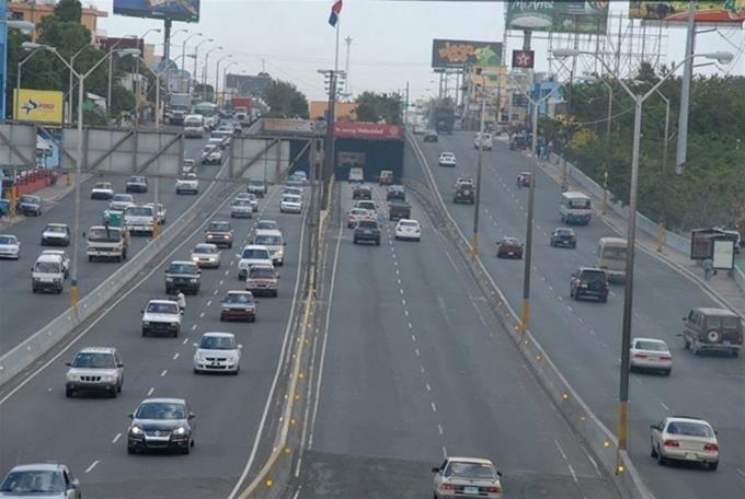 Ministerio de Obras Públicas cerrará túneles y elevados para trabajos de mantenimiento