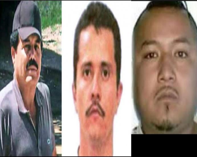Narco apodos: El Mencho, El Mayo, El Marro, El Chapo. Les dicen así por estarazón