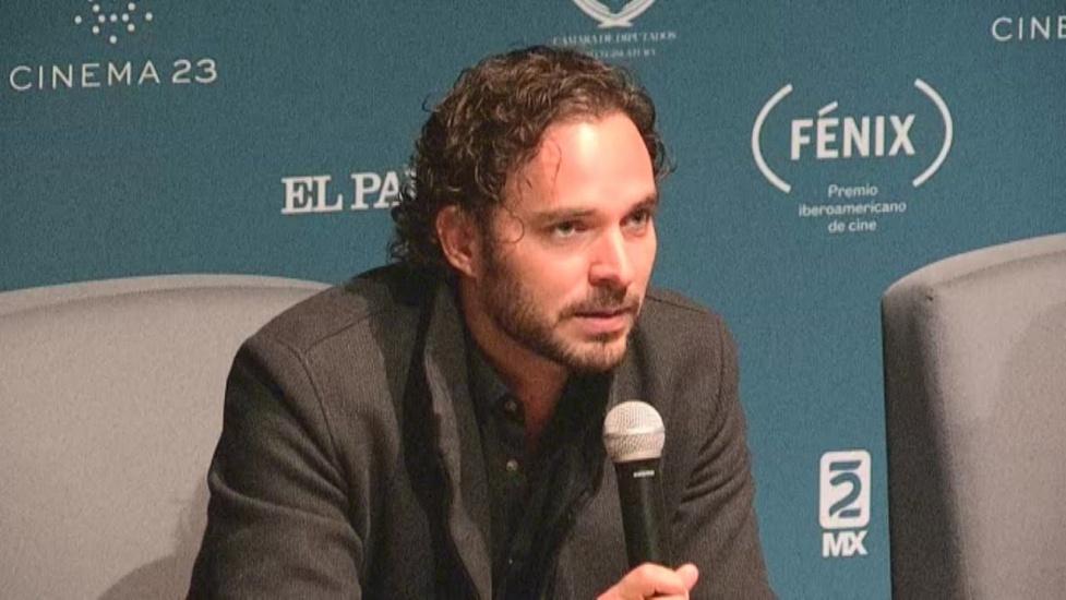 Actor colombiano Manolo Cardona saca la cara por República Dominicana