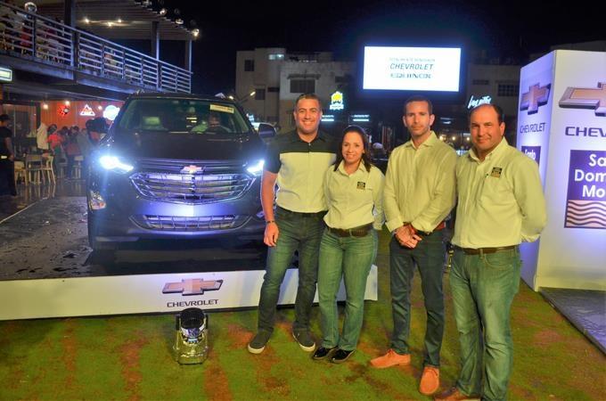 Santo Domingo Motors presenta Nueva Chevrolet Equinox 2020