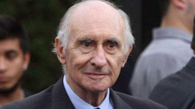 Muere a los 81 años el ex-presidente argentino Fernando de la Rúa