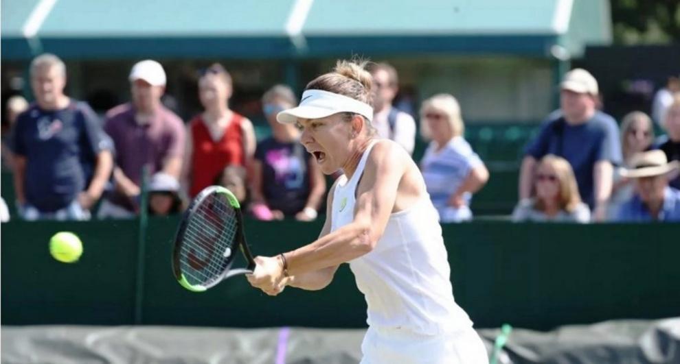 Simona Halep vence a Elina Svitolina y disputará su primera final de Wimbledon