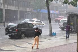 Meteorología informa onda tropical provocará lluvias durante fin de semana