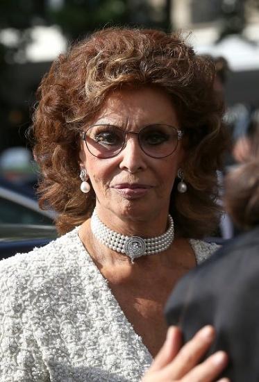 """Sophia Loren regresará a la gran pantalla a sus 84 años, con la pelicula""""The Life Ahead"""""""