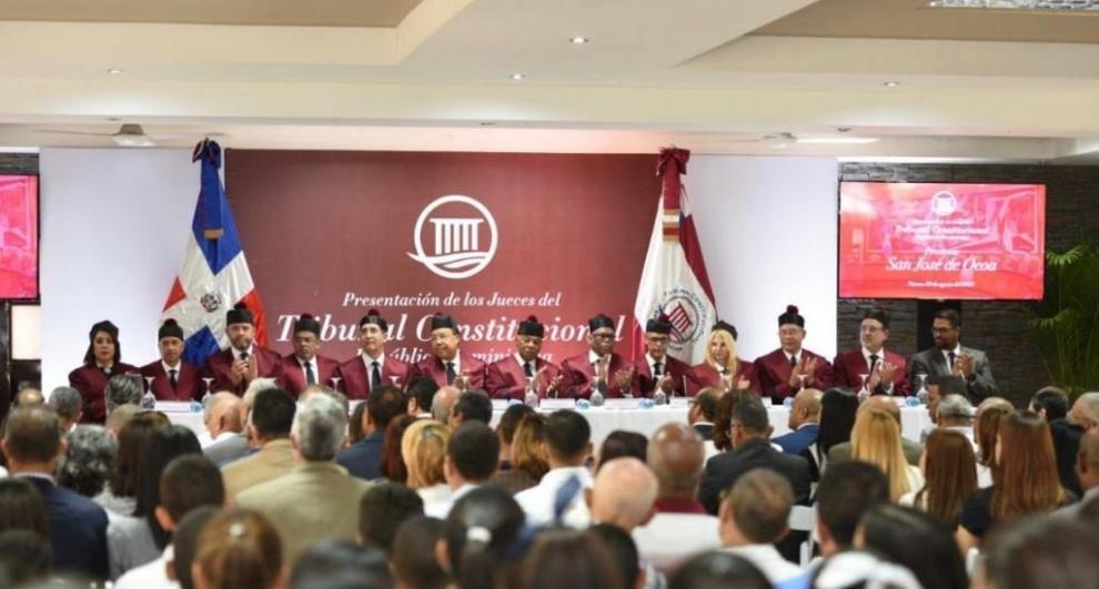 Presidente del Tribunal Constitucional afirma han demostrado absoluta independencia del poder estatal