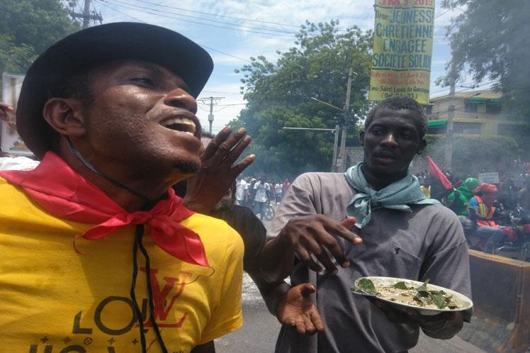 Reanudarán protestas antigubernamentales en Haití