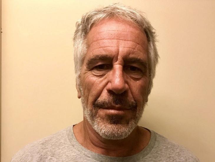 Reportan suicidio en cárcel de NYC de Jeffrey Epstein, acusado de tener esclavas sexualesmenores