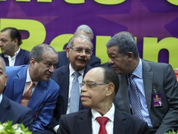 """Propuesta de Danilo Medina  resolvió""""la disyuntiva"""" que cercaba el PLD"""