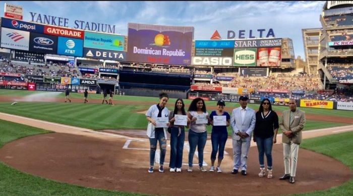 Ministerio de Turismo celebra «Dominican Day at the Ballpark» en los estadios de Cleveland, Yankee Stadium y Fenway Park de Boston