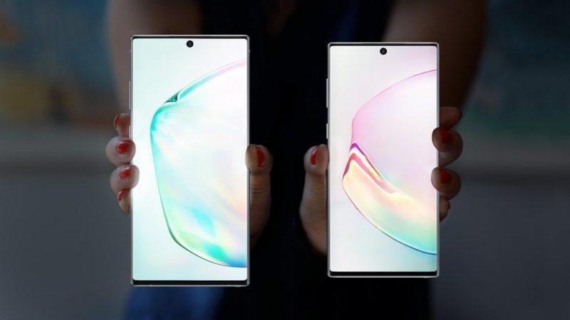 Conozca los nuevos modelos del Galaxy Note 10 operables a distancia con el SPen que lanzó Samsung