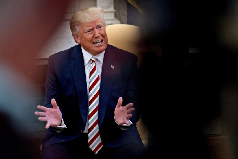 Donald Trump advierte que quitará ciudadanía por nacimiento a hijos deinmigrantes