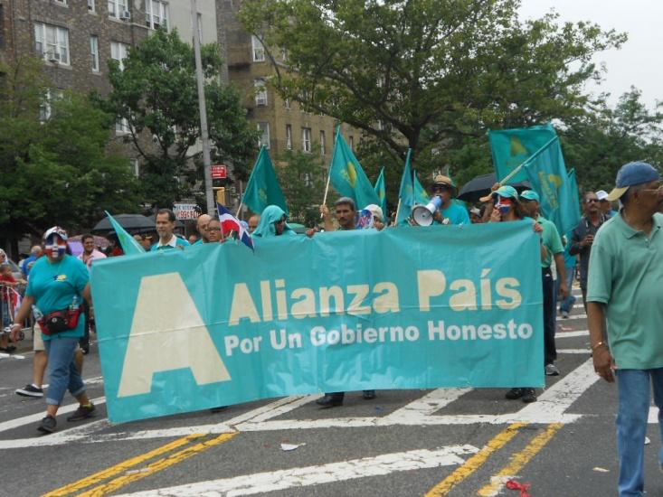 Alianza País realizará actos presentación pre-candidatos a diputados en Florida