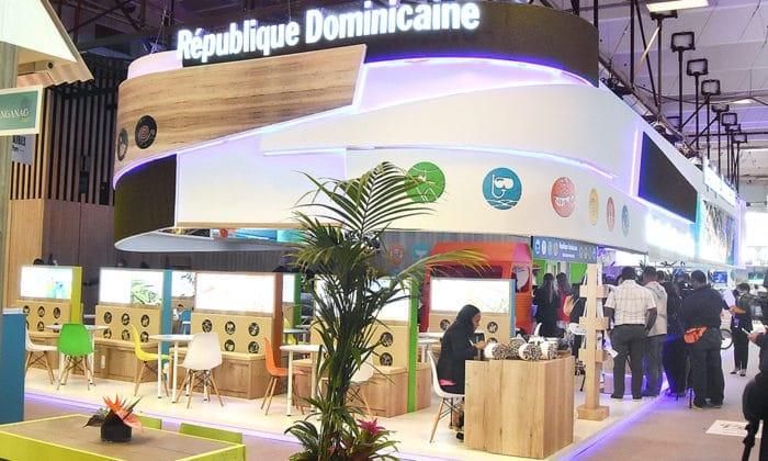 República Dominicana, presente en Top Resa, Francia