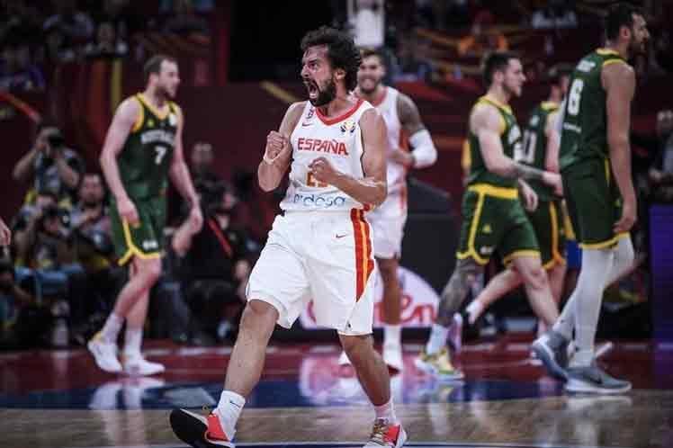 España, épica y corajuda, irá por el oro en Mundial de Baloncesto