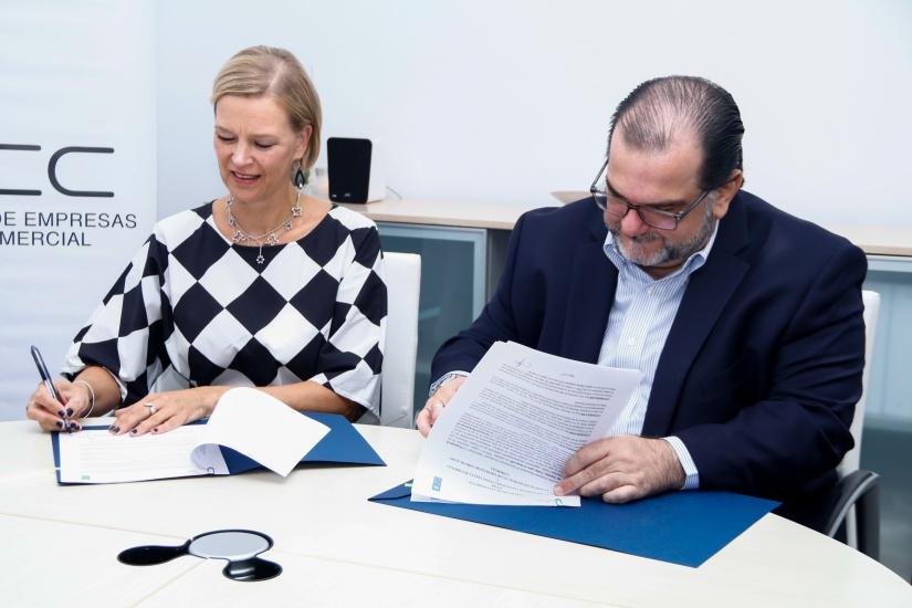 Acuerdo Naciones Unidas y ADECC busca desarrollar iniciativas para impulsar y posicionar Agenda 2030