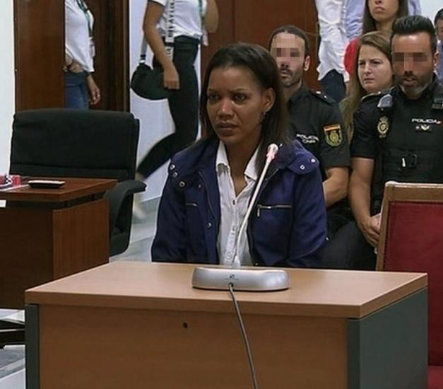 "Dominicana Ana Julia Quezada admite que mató al niño Gabriel: ""Quería que se callara"