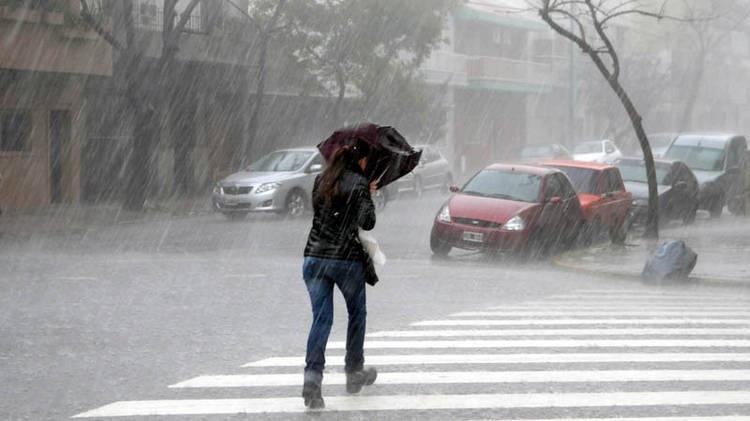 Meteorología vaguada estacionaria provocará aguaceros en algunas zonas