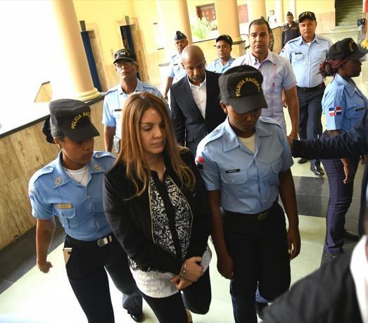 Dictn tres meses de prisión contra Marisol Franco a cumplir en Carcel de Najayo