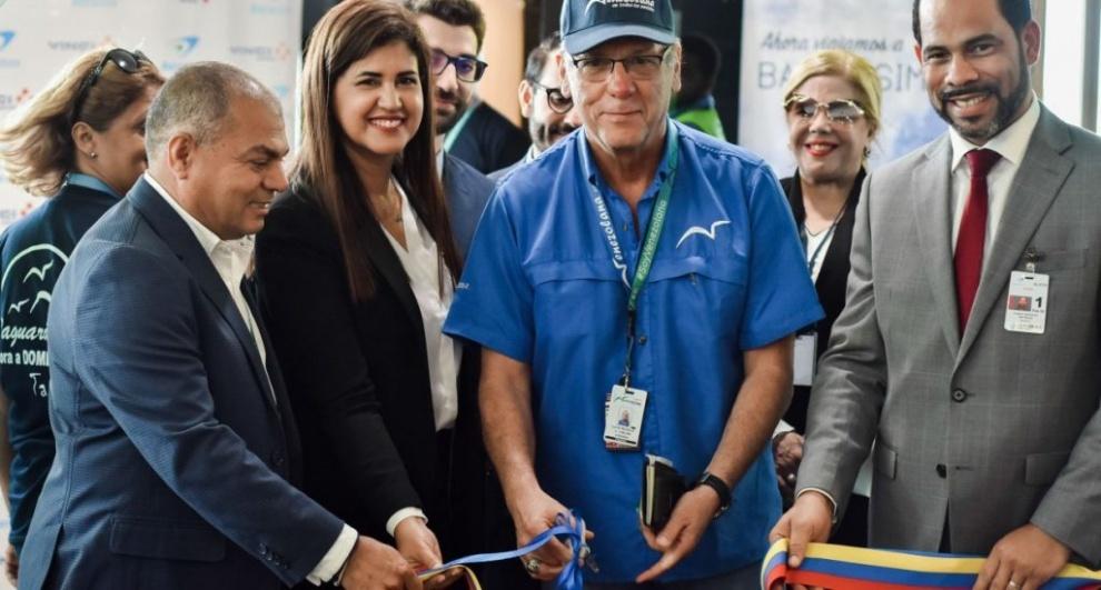 Aerolínea Rutas Aéreas de Venezuela abre ruta semanal Barquisimeto-Santo Domingo