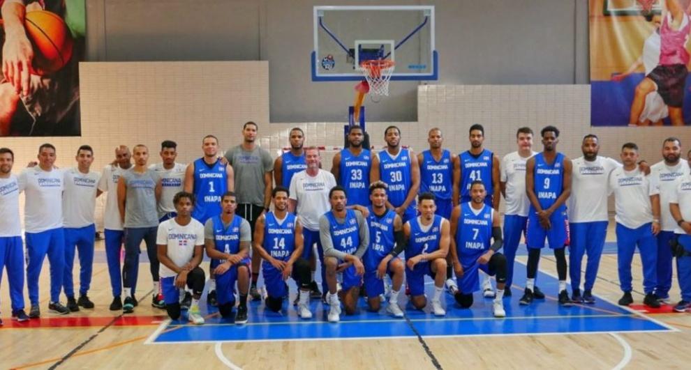 FIBA coloca República Dominicana entre 24 equipos buscan lugar en JJ.OO de Tokio