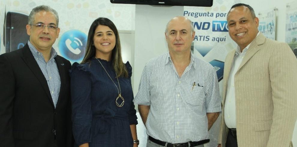 Wind Telecom inaugura oficina en San Pedro de Macorís