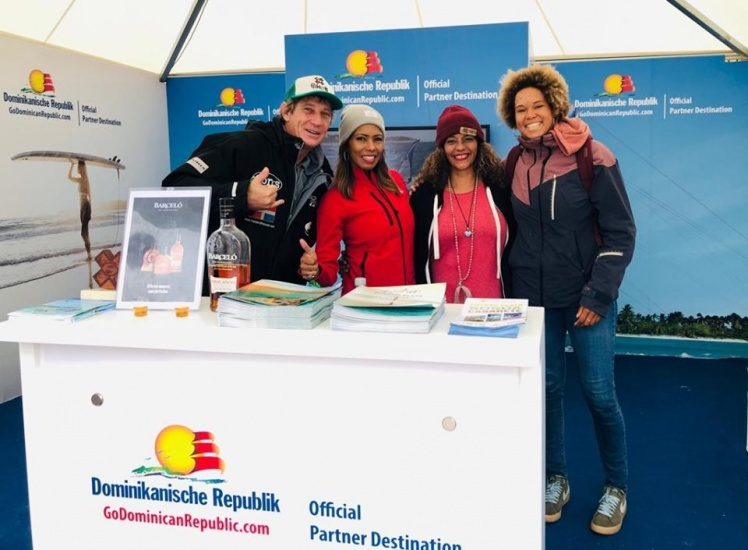 República Dominicana participó en la Mercedes-Benz Windsurf World Cup 2019
