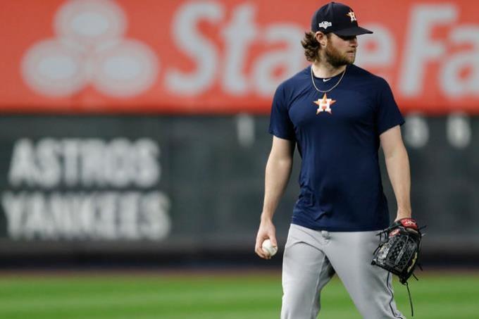 Gerrit Cole busca otra vez destrozar el corazón Yankees