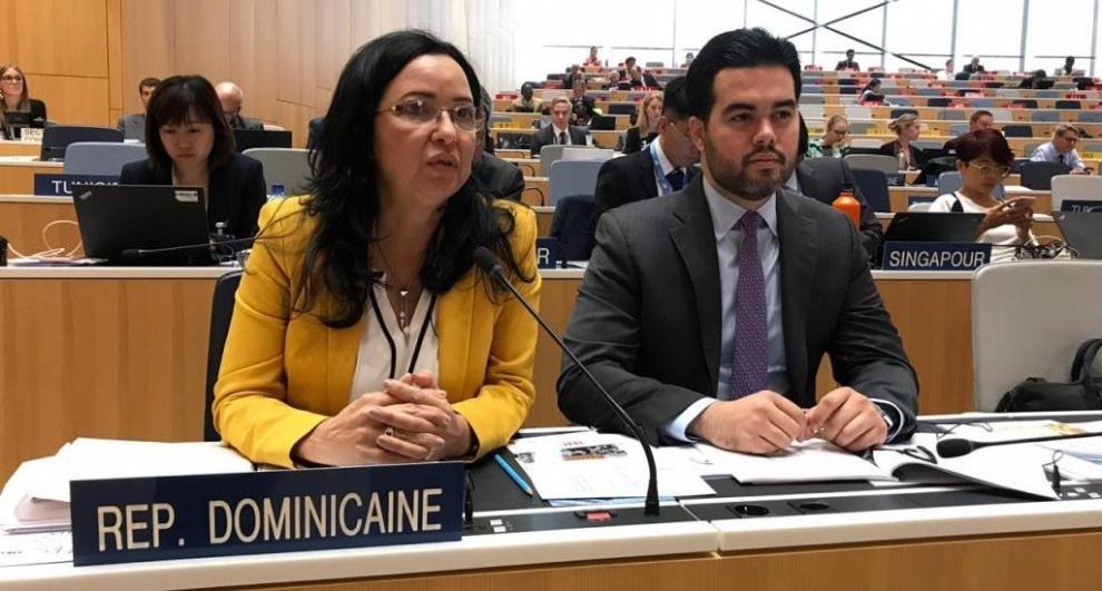 ONAPI participa en asamblea de Organización Mundial de la Propiedad Intelectual