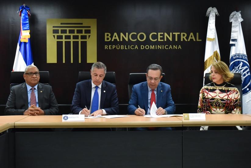 Banco Central y Ministerio Hacienda acuerdan memorando entendimiento para nueva Ley de Recapitalización