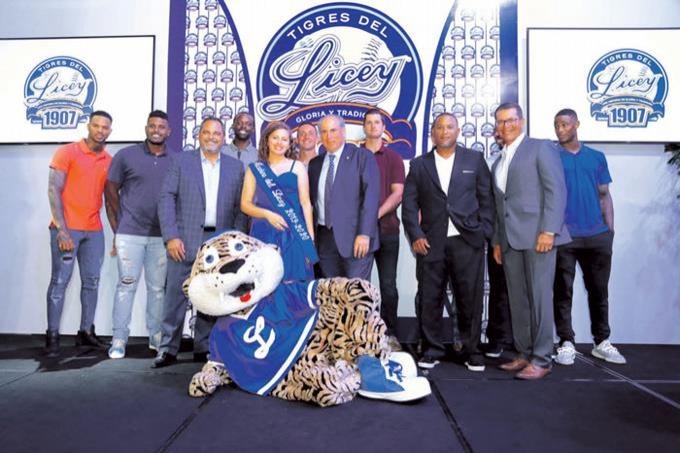 Directiva azul lanza el grito de guerra de los Tigres: ¡Licey Campeón!