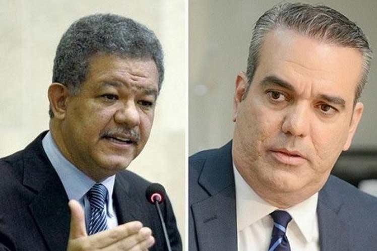 Posible alianza Abinader-Fernández se comenta en Dominicana
