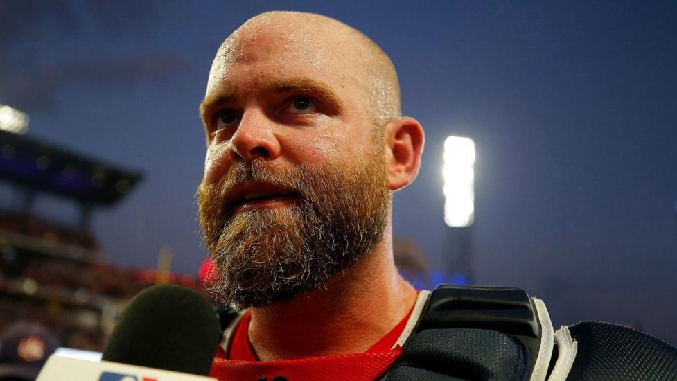 Se va McCann, anuncia su retirada de las mayores luego de la derrota de los Bravos de Atlanta