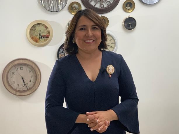 Emelyn Baldera anuncia su candidatura a diputada para el 2020