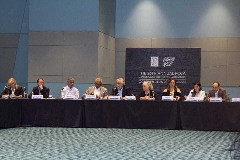 Funcionarios MITUR satisfechos con logros obtenidos en 26 Conferencia de la FCCA