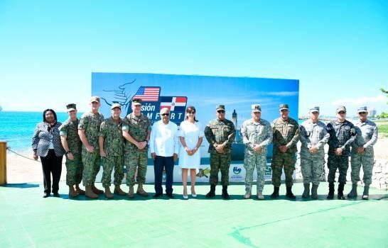 Inician operativo médico del buque hospital del Comando Sur de los Estados Unidos