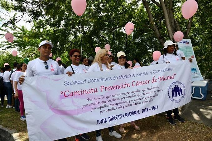 Advierten cáncer de mama es más agresivo en los hombres, según Sociedad Dominicana de Medicina Familiar