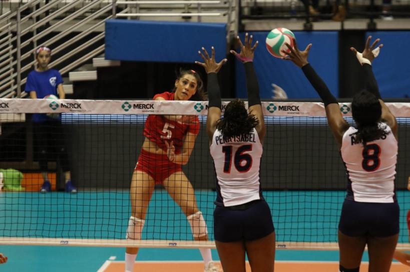 Las Reinas del Caribe vencen a México en inicio Torneo Norceca en Puerto Rico
