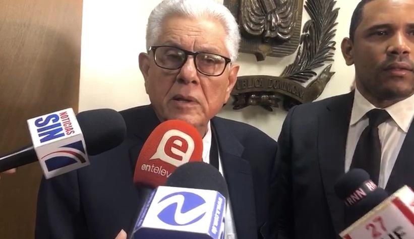 Saladin: Juez defendió voto automatizado y labor JCE, anuncia renuncia irrevocable de cargo juez JCE